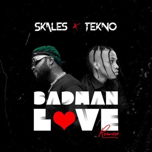 Skales Ft. Tekno - Badman Love (Remix) Mp3 Audio Download