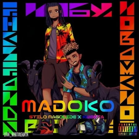 Stilo Magolide - Madoko Ft. Kwesta Mp3 Audio Download