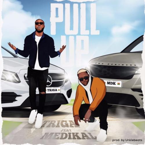 Triga - Pull Up Ft. Medikal Mp3 Audio Download