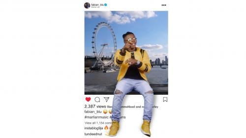 VIDEO: Fabian Blu Ft. Naira Marley, Mohbad - Instagram Mp4 Download