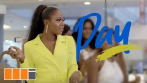 VIDEO: Freda Rhymz - Pay Ft. D-Black Mp4 Download