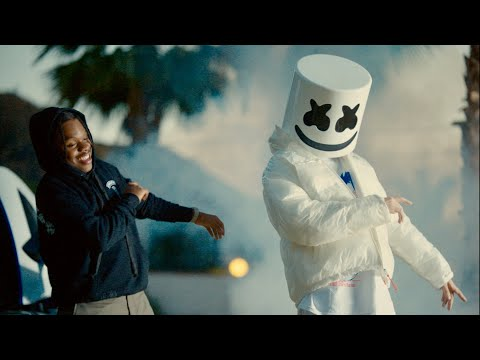 VIDEO: Marshmello x 42 Dugg - Baggin Mp4 Download