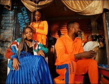 VIDEO: RJ The DJ Ft. Sho Madjozi & Marioo - Too Much Mp4 Download