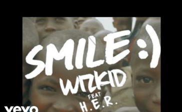 VIDEO: Wizkid - Smile Ft. H.E.R Mp4 Download