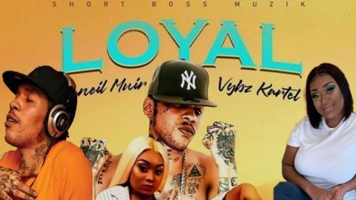 Vybz Kartel - Loyal Ft. Shaneil Muir Mp3 Audio Download