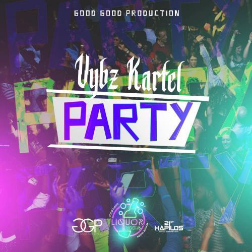 Vybz Kartel - Party Nice Mp3 Audio Download