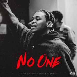 Dice Ailes - No One (#SarsMustEnd)