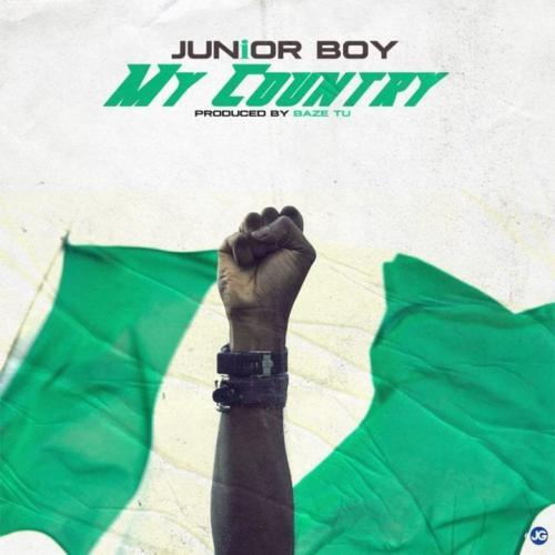 Junior Boy - My Country