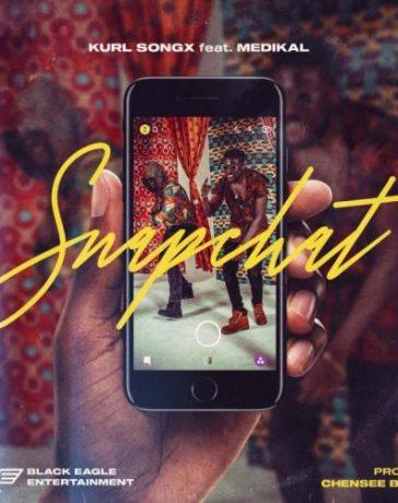 Kurl Songx - Snapchat Ft. Medikal