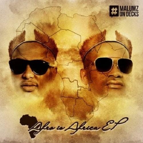 Malumz On Decks - IThemba Lami Ft. Lizwi