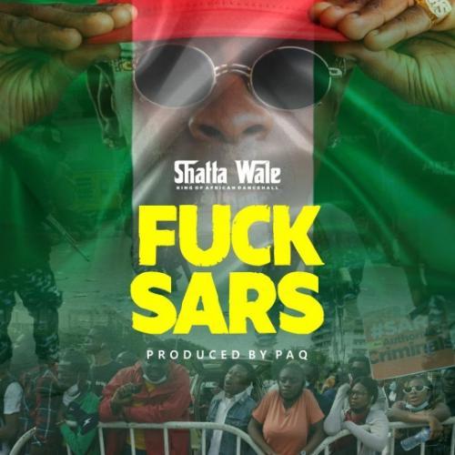 Shatta Wale - Fuck Sars