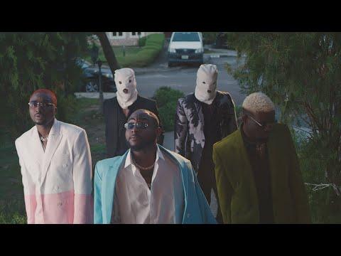 VIDEO: Ajebo Hustlers Ft. Davido - Barawo (Remix) Mp4