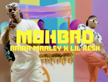 VIDEO: Mohbad Ft. Naira Marley x Lil Kesh - Ponmo Sweet