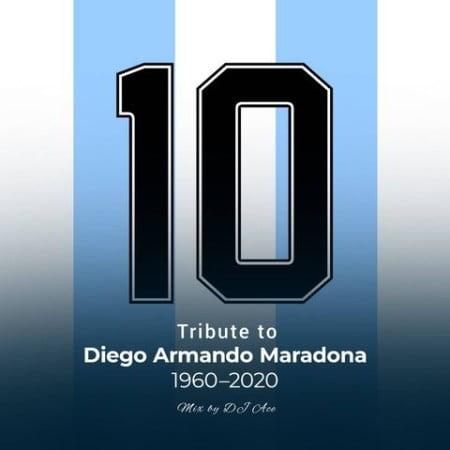 DJ Ace - Tribute To Diego Maradona (Slow Jam Mix)