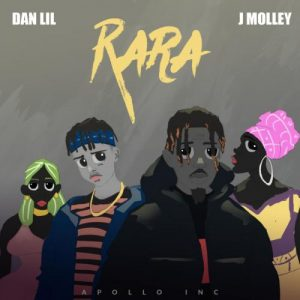DanLil - Rara Ft. J Molley