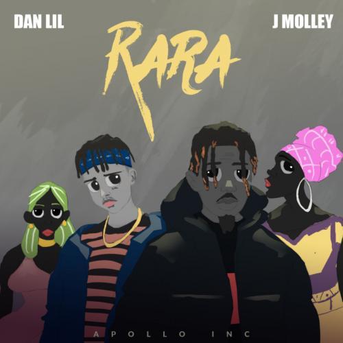 DanLil - Rara Ft. J Molley