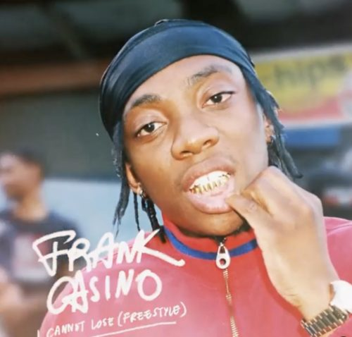 Frank Casino - I Cannot Lose (Freestyle) Mp3 Download