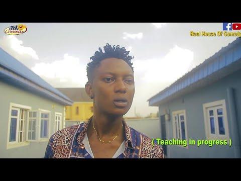 Real House Of Comedy - Banga General School (Video)