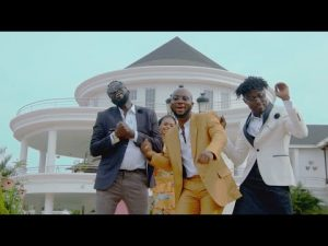 VIDEO: Killbeatz, King Promise, Ofori Amponsah - Odo Nti