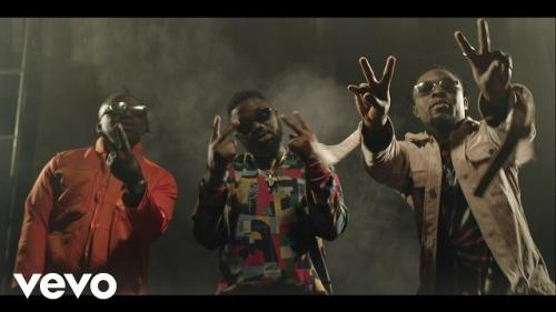VIDEO: Magnito - Ungrateful Ft. Umu Obiligbo, Ninety