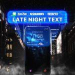 ZieZie – Late Night Text Ft. Ms Banks, Kwengface
