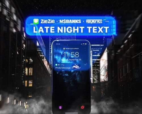 ZieZie - Late Night Text Ft. Ms Banks, Kwengface Mp3 Download