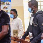 Ugandan Police Charge Omah Lay And Tems To Court (Photos)