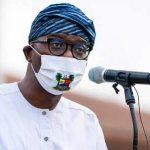 Lagos state governor, Babajide Sanwo-Olu tests positive for COVID19