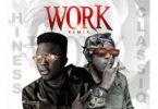 Hiness Ft. ClassiQ - Work (Remix)