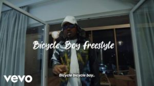 Ice Prince - Bicycle Boy Freestyle [Video/Audio]
