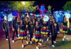 Ndlovu Youth Choir - All I Want For Christmas Is You