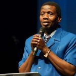 'You will marry next year'- Pastor Adeboye prays for single men who are wasting time (video)