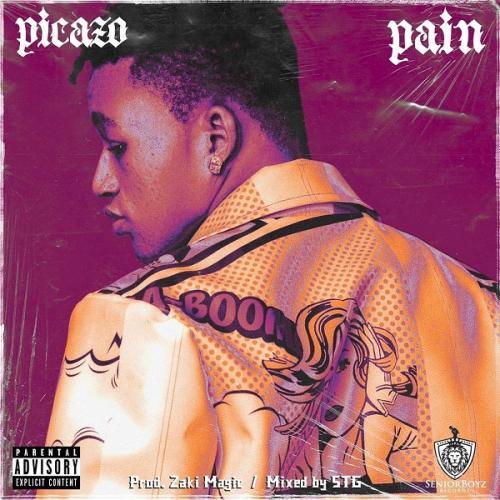 Picazo - Pain (Prod. by Zaki Magic)