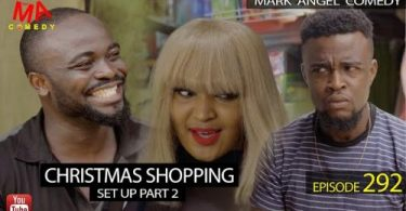 VIDEO: Mark Angel Comedy - Christmas Shopping (Episode 292)