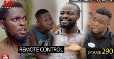 VIDEO: Mark Angel Comedy - Remote Control (Episode 290)