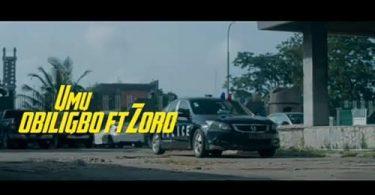 VIDEO: Umu Obiligbo - Oga Police Ft. Zoro