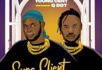 Young Cent Ft. Qdot - Sure Client