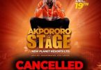 Comedian Akpororo slams Gov. Sanwo-Olu over shut down of shows in Lagos (Video) show cancelled
