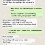 Guys, Don't Waste Energy On 'Urgent N2k' Girls, shares screenshots of his chat with his sugar mummy– Man gives advice (Photos)