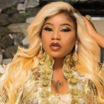 Nigerians Slams Toyin Lawani For Posing N*de To Promote A Product (Photos)