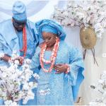 Singer Omawumi celebrates 3rd wedding anniversary with husband, Tosin Yusuf