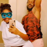 Simi shows love to her husband, Adekunle Gold, as he turns a year older