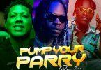 Abramsoul Ft. Naira Marley, C Blvck - Pump Your Parry (Remix)