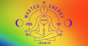 Alicia Keys - Wasted Energy Ft. Diamond Platnumz, Kaash Paige