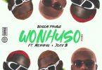 Bosom P-Yung Ft. Medikal & Joey B - Wonhuso (Remix)