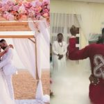 Simi and Adekunle Gold recount how they met 7 years ago as they mark their second wedding anniversary (Photos/video)