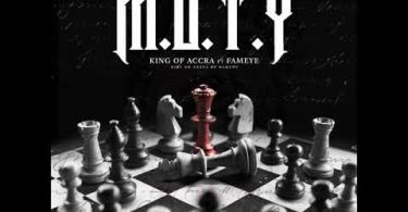 King Of Accra - M.O.T.Y Ft. Fameye