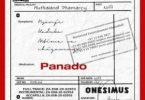 Onesimus - Panado
