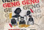 Reggie - Geng Geng ft. Jay Bahd,City Boy, OKenneth & Sean Lifer