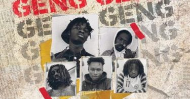 Reggie - Geng Geng ft. Jay Bahd,City Boy, OKenneth & Sean Lifer